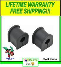 *NEW* Heavy Duty K90547 Suspension Stabilizer Bar Bushing  Kit  Rear