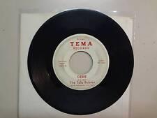 """TULU BABIES: Debbie 2:20-Although I Was To Blame-U.S. 7"""" TEMA Records PXT 125 DJ"""