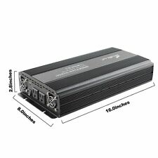 3000W Car Power Inverter 12V DC /110V AC Voltage Transformer corrective wave