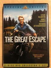 The Great Escape (Dvd, 2-Disc Collects Set, Special Edition, 1963) - F0428