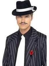 GANGSTERS TIE 1920S FANCY DRESS ACCESSORY MENS WHITE TIE