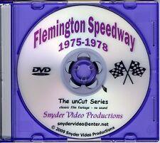 Flemington Fairgrounds Speedway 1975-1978 DVD, Snyder Video Productions