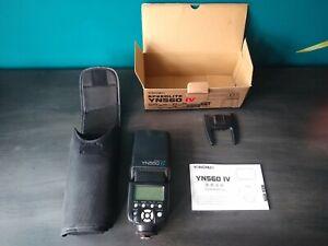 YONGNUO YN560 IV Wireless Flash Light Speedlite For Nikon Canon Sony DSLR Camera