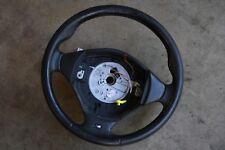 BMW E36 318 323 328 M3 Z3 M Sports Leather Steering Wheel 3 Spoke **