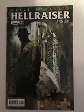 Hellraiser #1 Annual Clive Barker Boom Comic Book VF Condition 2012