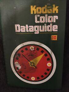 KODAK Color Darkroom Dataguide