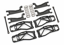 Traxxas TRA8995 WideMaxx™ Suspension kit Black front /rear suspension arms Maxx