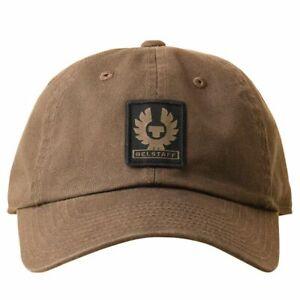 BELSTAFF PHOENIX LOGO CAP - KHAKI
