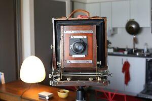 Deardorff 8x10 Camera with 300mm Nikkor Lens - Complete kit