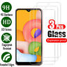 3 Pack Tempered Glass Screen Protector For Samsung Galaxy A71 A51 A41 A31 A01 x3