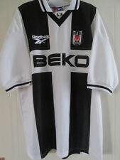 Besiktas 1998-1999 Away Football Shirt Size Large /39120