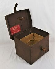 Rare Vintage Egg Shipping Case Egg Pak from Standard Trunk Manufacturing Company