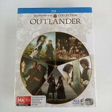 Outlander : Season 1-4