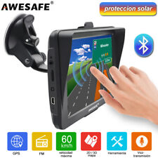 "Awesafe 7"" GPS navegador SAT Navi poi con Bluetooth y 8G Europe mapa"