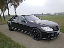 Mercedes Benz S 350 LONG S 65 AMG Paket/Vollausstattung 21 Zoll BENZIN!85.000 km