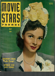 Movie Stars May 1947 Kathryn Grayson Cover....