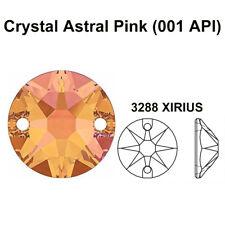 Genuine Swarovski 3288 XIRIUS Crystal Flat Back Sew on Stone *Pick Size & Colour