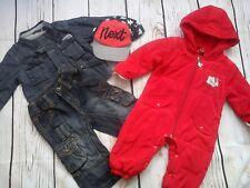 NICE 31x Next ADIDAS DISNEY h&m Bundle tenues bébé Garçon 6/9 mois et 9+ mois (4)