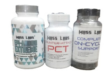 Mass Labs EPI-ANDRO  Muscle Building Stack (Full 30 Day Supply) FREE SHIPPING