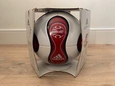 Adidas Teamgeist Omb Red