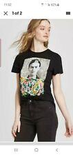 Women's Frida Kahlo Short Sleeve Graphic T-Shirt (Juniors') from Target Medium