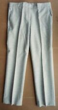 Mid Rise Trousers for Women's Stretch 26L Inside Leg