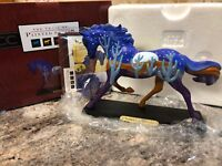 Trail of Painted Ponies SUNDOWN TO MOONRISE Desert HORSE Cactus moon pony #1E