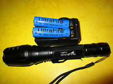 ULTRA 5 MODE T6 ZOOMABLE LED FLASHLIGHT   NEW
