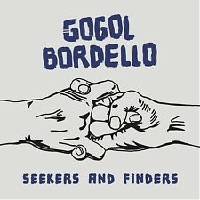 "Gogol Bordello - Seekers And Finders (NEW 12"" Vinyl + Download)"