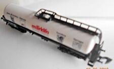 Märklin Spur Z / 4achsig Kesselwagen / 1991 / mit Verp. / Sondermodell / sauber