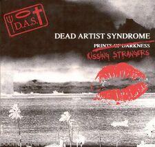 DEAD ARTIST SYNDROME - KISSING STRANGERS (*NEW-CD, 2015) Christian Goth Alt