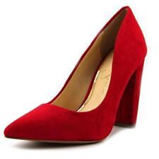 Zapatos de tacón de mujer Jessica color principal rojo