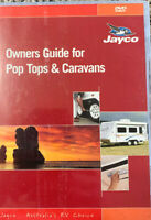 OWNERS GUIDE FOR POP TOPS & CARAVANS DVD