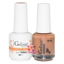 GELIXIR Soak Off Gel Polish Duo Set (Gel + Matching Lacquer) - 113