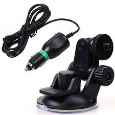 Cargador de coche soportes para SJCAM SJ1000 sj3000 SJ4000 WIFI SJ4000
