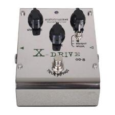 Biyang OD-8 Guitar Bass Effects Pedal X Drive Distortion True Bypass