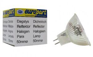 europart Halogenlampe FMW 50mm 12V 35W GU5.3