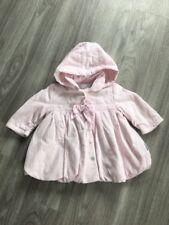 Bébé Filles rose JEAN BOURGET manteau-Age 3 Mois