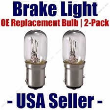Stop/Brake Light Bulb 2pk - Fits Listed Ford Vehicles - 3497