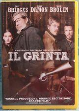 IL GRINTA - BRIDGES/DAMON/BROLIN - DVD N.01528