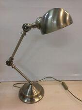 Ranger Adjustable Table/Desk Lamp in Antique Brass by Där Lighting RAN4075