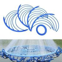 Net Fishing Hand Throwing Net Special Aluminum Ring Catch Auxiliary Gift