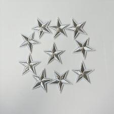 10 x Ecussons Patch étoile écusson Thermocollant Chapeau SAC Jeans Applique