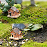 3x Micro Landscape Decoration Small Houses Handicraft Gift Garden Ornaments HGUK