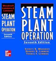 Steam Plant Operation by Everett Woodruff