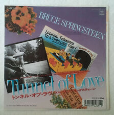 "Bruce Springsteen Tunnel Of Love Single 7"" Japon 1988"
