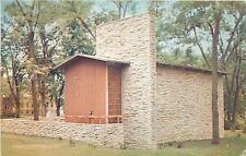 Fort Collins~Colorado State University~Danforth Chapel~1950s Postcard
