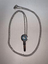 Tateossian London Promotional VIP Key People Necklace & Pendant