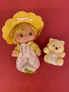 Vintage 1980s - Strawberry Shortcake - Butter Cookie with Jelly Bear