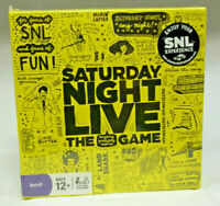 Saturday Night Live The Game - NIB - 2010 - Discovery Bay Games